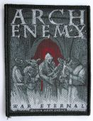 Arch Enemy - 'War Eternal' Woven Patch